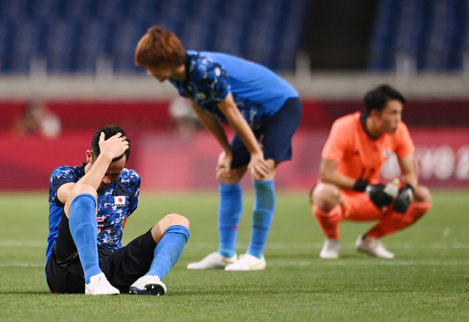 Đánh bại Nhật Bản, Tây Ban Nha chạm trán Brazil tại chung kết Olympic - Ảnh 11.
