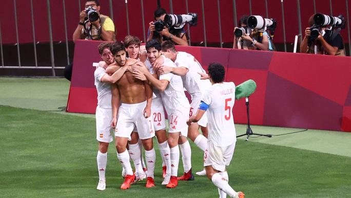 Đánh bại Nhật Bản, Tây Ban Nha chạm trán Brazil tại chung kết Olympic - Ảnh 8.