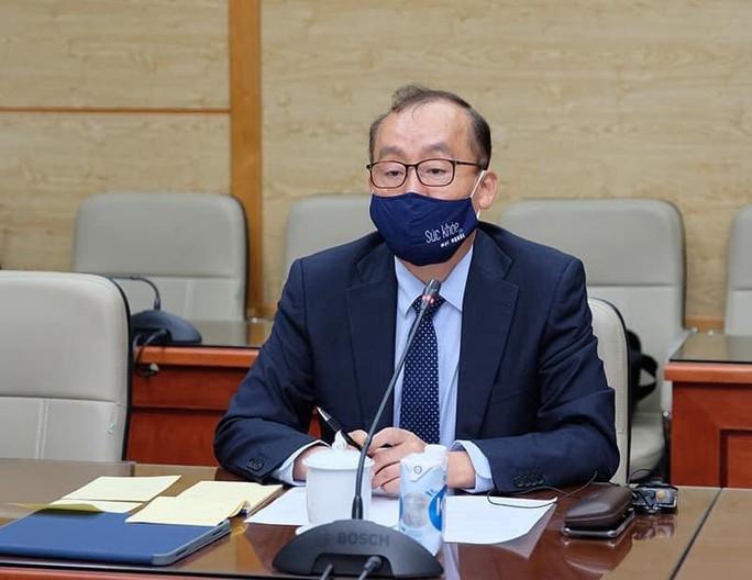 Đại diện WHO: Việt Nam đi đúng hướng trong ứng phó Covid-19 - Ảnh 3.
