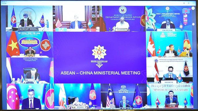 Trung Quốc tiếp tục cung ứng vắc-xin Covid-19 cho ASEAN sau khi tài trợ 119 triệu liều - Ảnh 1.