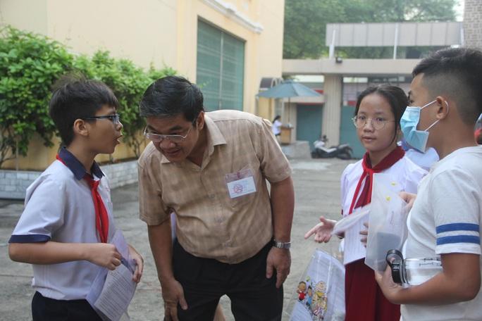 TP HCM: Xét tuyển vào lớp 6 Trường chuyên Trần Đại Nghĩa - Ảnh 1.