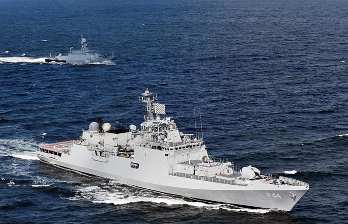 Ấn Độ sắp triển khai lực lượng đặc nhiệm ở biển Đông - Ảnh 2.