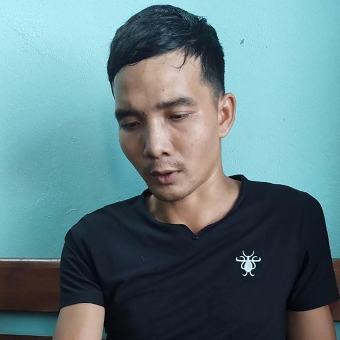 Tổ tuần tra chống dịch Covid-19 bắt đối tượng trốn truy nã từ Quảng Nam - Ảnh 1.