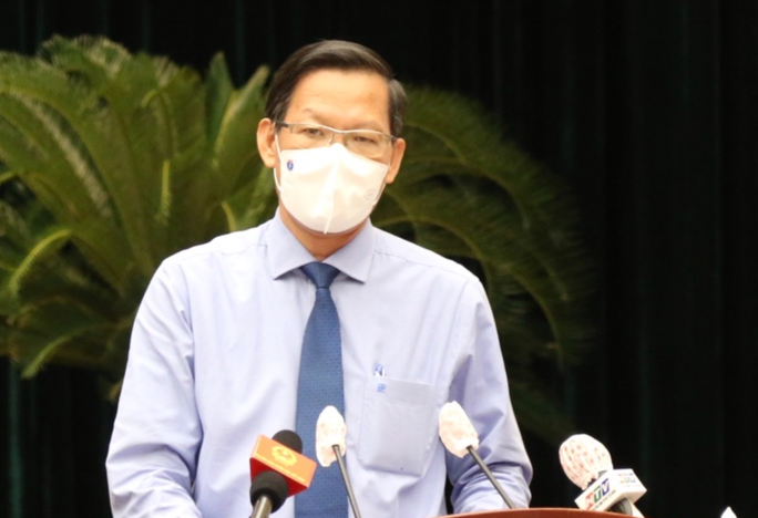 20 giờ tối nay: Chủ tịch UBND TP HCM Phan Văn Mãi đối thoại trực tiếp với người dân - Ảnh 1.