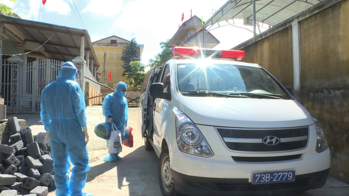 Quảng Bình xuất hiện thêm 2 ổ dịch, 35 ca Covid-19 trong cộng đồng - Ảnh 1.