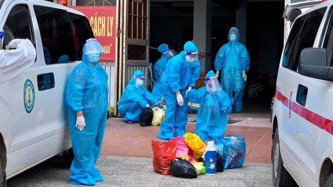 Quảng Bình phát hiện thêm 95 trường hợp mắc Covid-19, 67 ca trong cộng đồng - Ảnh 2.