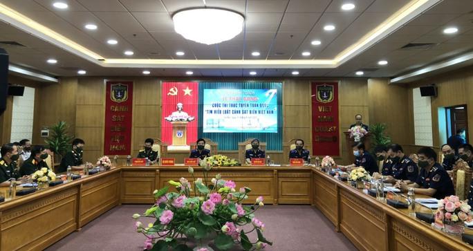 Nhiều giải thưởng thi trực tuyến toàn quốc Tìm hiểu Luật Cảnh sát biển Việt Nam - Ảnh 3.