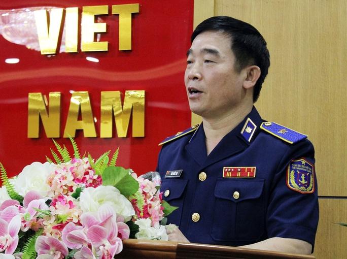 Nhiều giải thưởng thi trực tuyến toàn quốc Tìm hiểu Luật Cảnh sát biển Việt Nam - Ảnh 2.