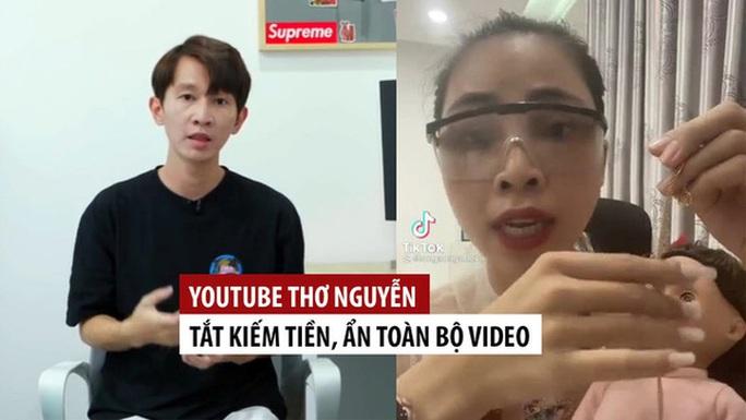 Kênh YouTube Thơ Nguyễn gây sốc, đua nhận nút kim cương với Sơn Tùng M-TP - Ảnh 2.