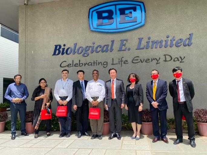 Doanh nghiệp dược Ấn Độ cung cấp 1 triệu liều thuốc điều trị Covid-19 cho Việt Nam. - Ảnh 5.