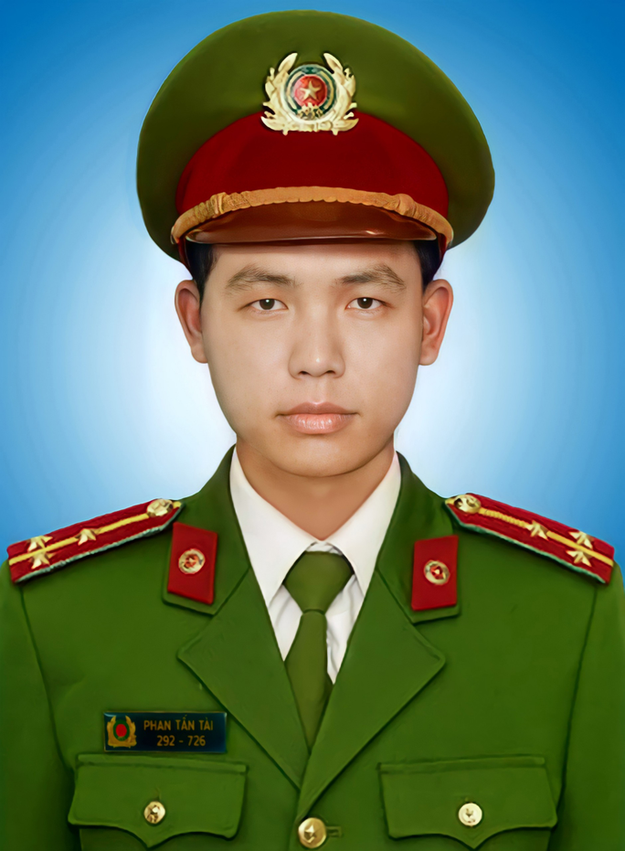 Thủ tướng đề nghị truy tặng Huân chương Chiến công cho Thượng úy Phan Tấn Tài - Ảnh 1.