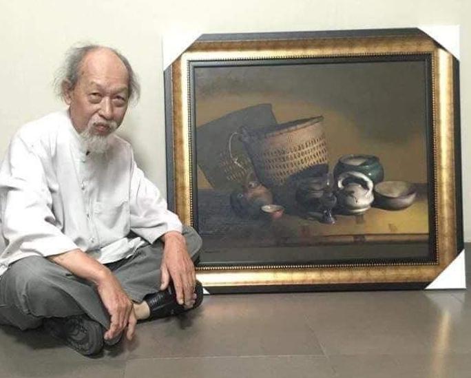 Họa sĩ Đỗ Quang Em từ trần, thọ 79 tuổi - Ảnh 1.
