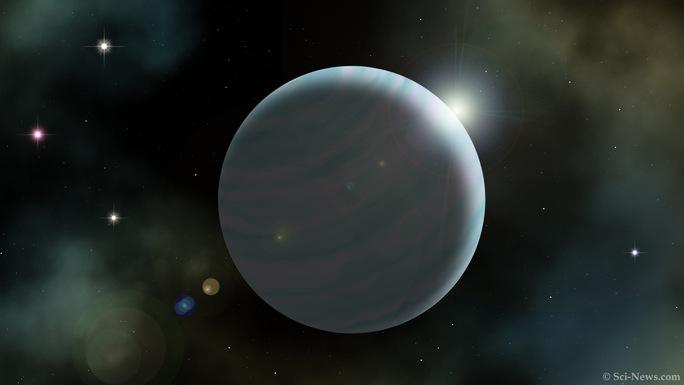 Phát hiện siêu hành tinh gấp 1.320 lần Trái Đất nhưng... hỏng nặng - Ảnh 1.