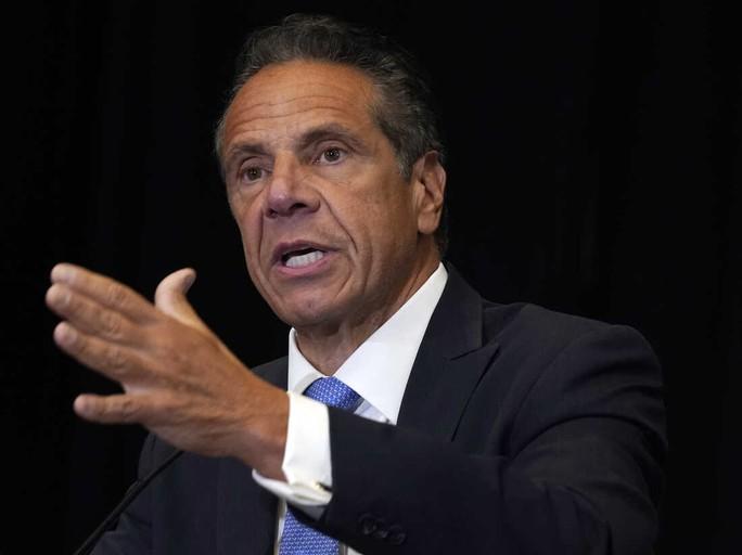 Tổng thống Joe Biden kêu gọi Thống đốc New York từ chức vì cáo buộc quấy rối tình dục - Ảnh 1.