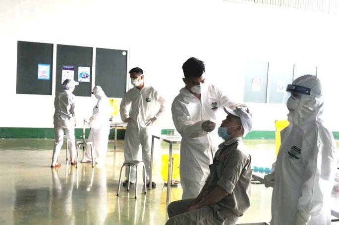 Hải Dương ghi nhận 21 ca dương tính SARS-CoV-2, có nhiều công nhân và tài xế - Ảnh 1.