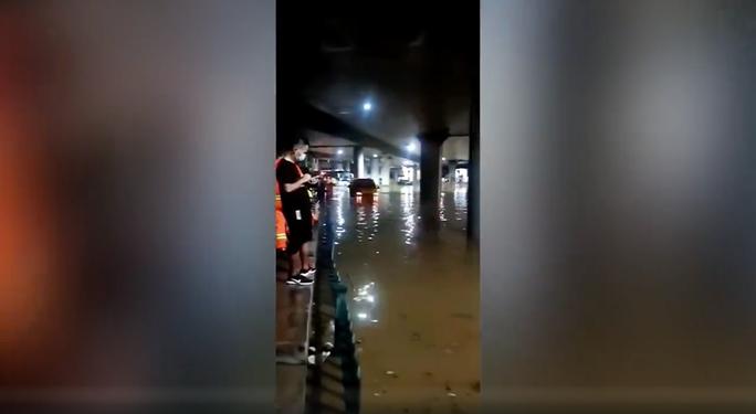 Trong 1 ngày, bão Lupit đổ bộ Trung Quốc 2 lần - Ảnh 3.