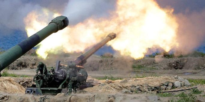 Mỹ phê duyệt thỏa thuận bán vũ khí đầu tiên cho Đài Loan - Ảnh 1.