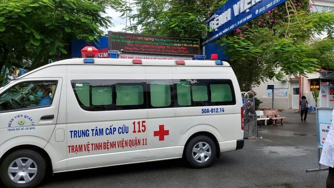 Sở Y tế TP HCM đề nghị các bệnh viện không để người bệnh tử vong tại nhà do chậm trễ - Ảnh 1.