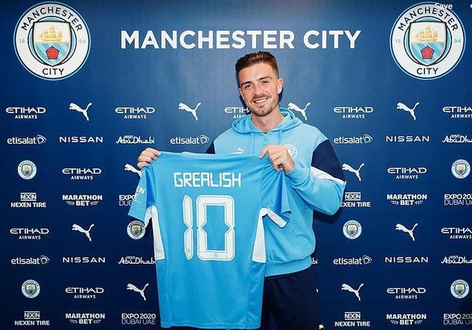 Bom tấn Jack Grealish làm choáng váng sân cỏ Ngoại hạng Anh - Ảnh 1.
