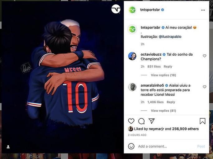 Chấn động: Barcelona và Messi chia tay - Ảnh 7.