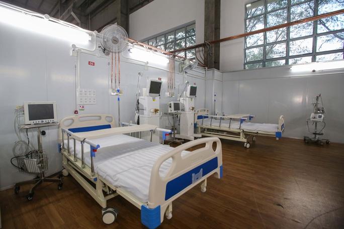 Khánh thành 3 trung tâm hồi sức bệnh nhân Covid-19 tại TP HCM - Ảnh 7.