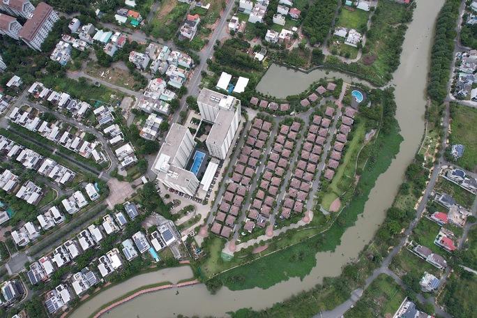 Thủ tục đầu tư xây dựng dự án nhà ở thương mại phức tạp như ma trận - Ảnh 1.