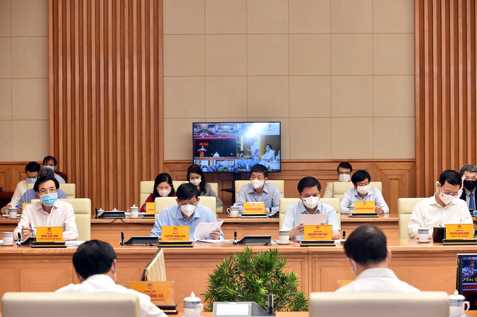 Thủ tướng: Quan tâm doanh nghiệp trên tinh thần lợi ích hài hòa, rủi ro chia sẻ - Ảnh 2.