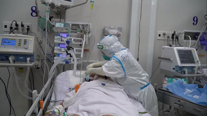 TP HCM: Phân bổ lô thuốc Remdesivir đầu tiên với 10.000 lọ cho 8-10 bệnh viện điều trị Covid-19 - Ảnh 1.