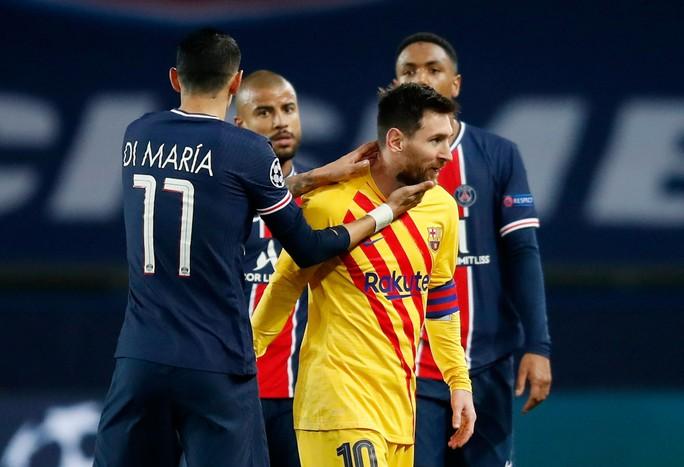 PSG trông chờ mảnh ghép đặc biệt Messi - Ảnh 1.