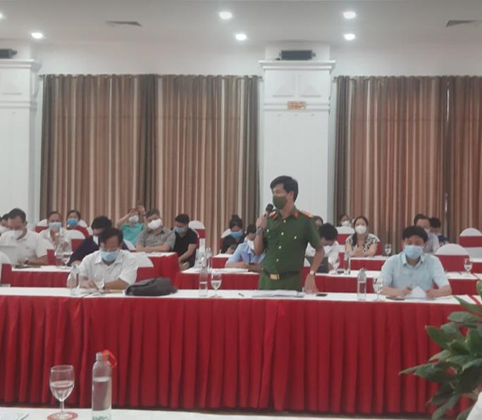 CLIP: Phó Giám đốc Công an tỉnh Nghệ An nói về vụ 17 con hổ trong khu dân cư - Ảnh 3.