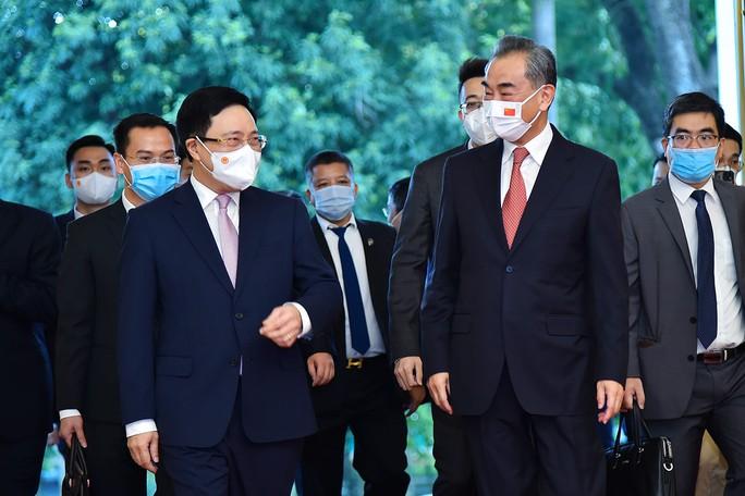 Xác định trọng tâm hợp tác Việt - Trung - Ảnh 1.