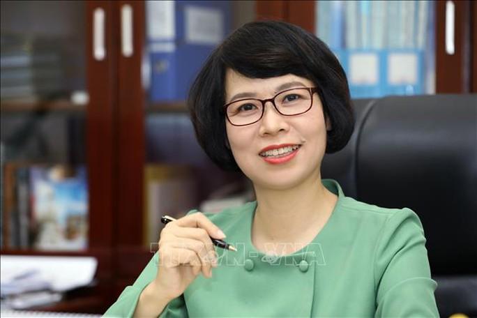 Thông tấn xã Việt Nam có nữ Tổng giám đốc 52 tuổi - Ảnh 1.