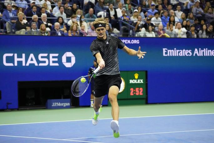 Phục hận thành công, Djokovic vào chung kết US Open 2021 - Ảnh 3.