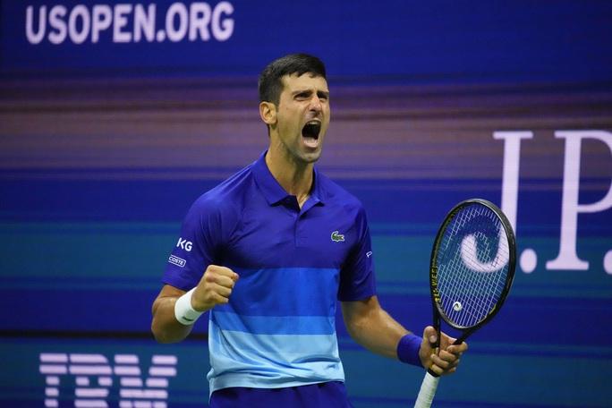 Phục hận thành công, Djokovic vào chung kết US Open 2021 - Ảnh 5.