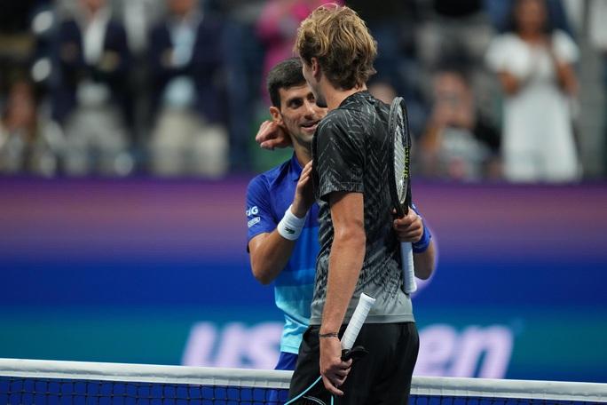 Phục hận thành công, Djokovic vào chung kết US Open 2021 - Ảnh 4.