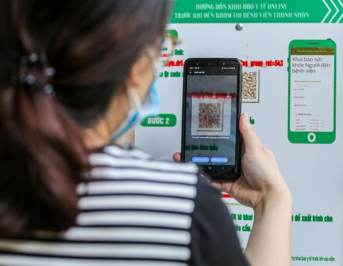 CLIP: Hơn 1.000 thai phụ ở Hà Nội được tiêm vắc-xin Covid-19 - Ảnh 2.