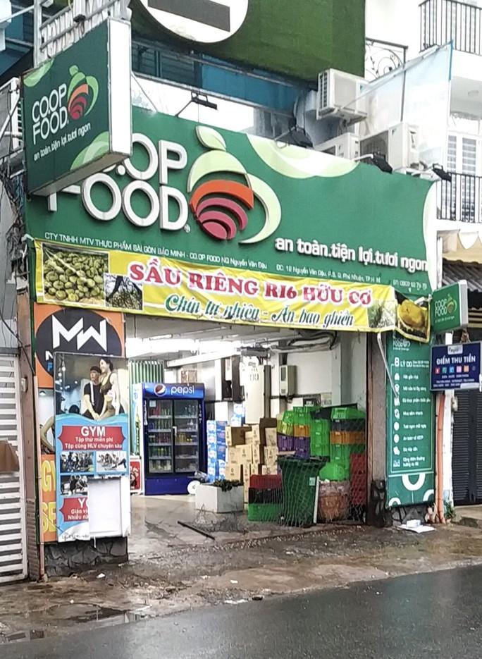 Co.op Food chấm dứt nhượng quyền 17 cửa hàng vì bán giá cao trong dịch - Ảnh 1.