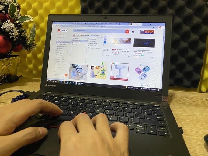 Chặn việc né thuế hàng nhập khẩu qua thương mại điện tử