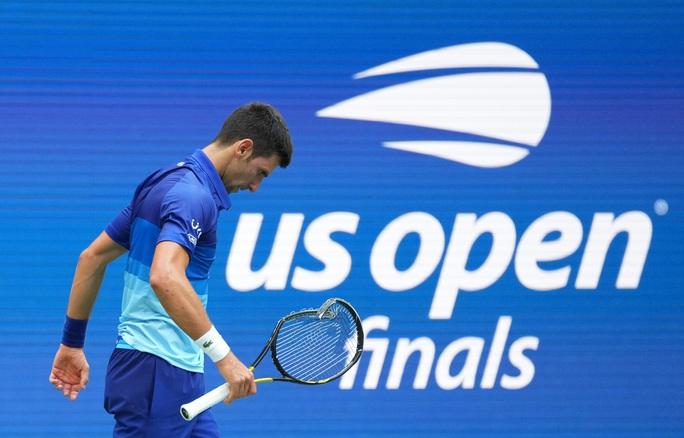 Đánh bại Djokovic, Medvedev vô địch US Open 2021 - Ảnh 2.