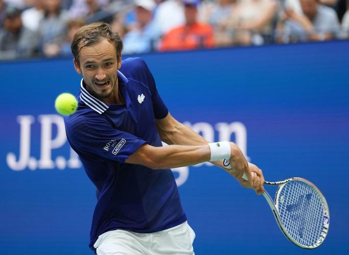 Đánh bại Djokovic, Medvedev vô địch US Open 2021 - Ảnh 4.