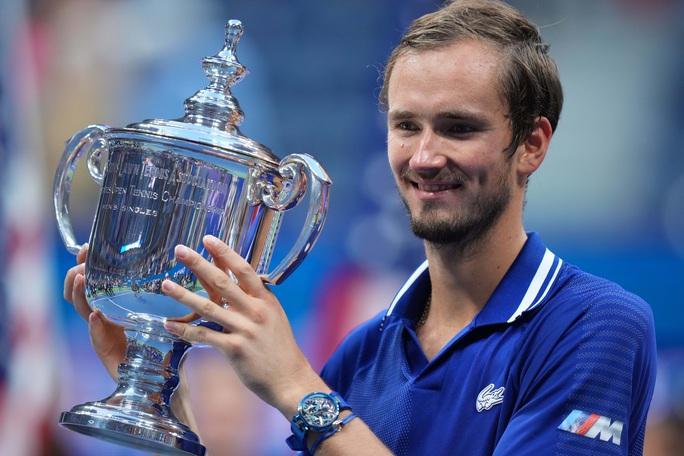 Đánh bại Djokovic, Medvedev vô địch US Open 2021 - Ảnh 7.