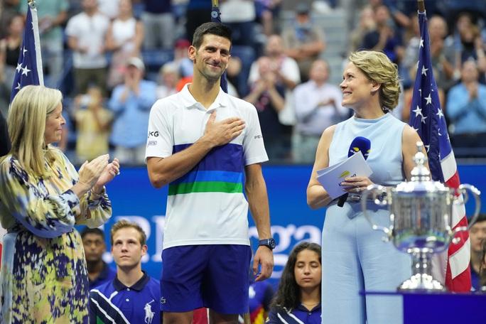 Đánh bại Djokovic, Medvedev vô địch US Open 2021 - Ảnh 8.