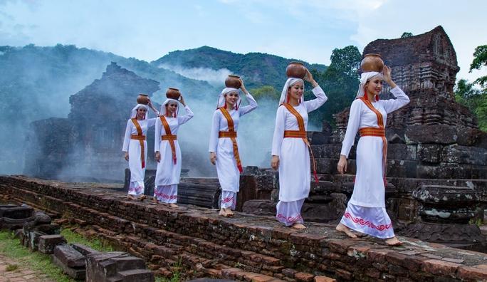 Xây dựng Quảng Nam thành trung tâm du lịch của cả nước - Ảnh 1.