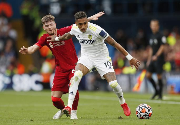 Mohamed Salah lập kỳ tích, Liverpool vọt lên Top 3 Ngoại hạng Anh - Ảnh 1.