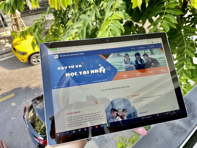 VNPT sẽ hỗ trợ 37.000 máy tính bảng cho học sinh, sinh viên vùng dịch  - Ảnh 1.