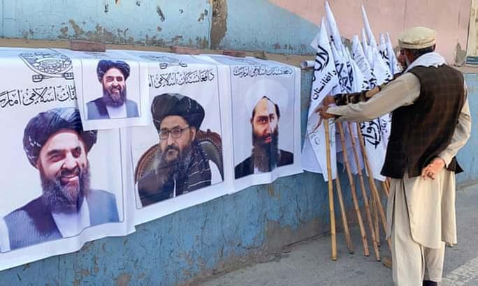 Số phận mờ mịt của phó thủ tướng và thủ lĩnh tối cao Taliban - Ảnh 2.
