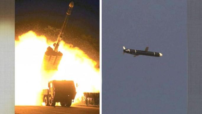 Ông Vương Nghị đang ở Hàn Quốc, Triều Tiên vẫn bắn 2 tên lửa đạn đạo - Ảnh 1.
