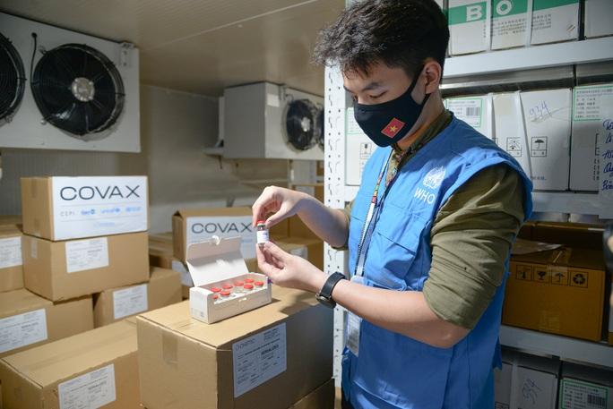Phân bổ hơn 2,57 triệu liều vắc-xin Covid-19 AstraZeneca - Ảnh 1.