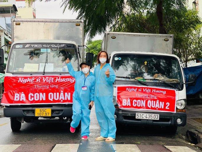 NS Việt Hương giúp NS Phương Thảo đang nguy kịch vì Covid-19 - Ảnh 3.