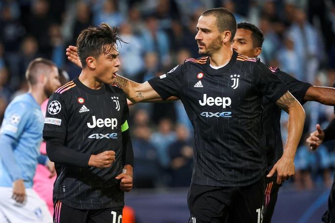 Lukaku giúp Chelsea ra quân thắng lợi, Juventus đại phá Malmo - Ảnh 5.